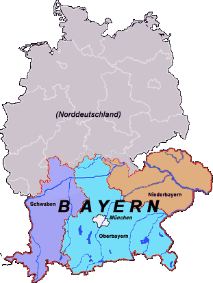 Wo Ist Oberbayern