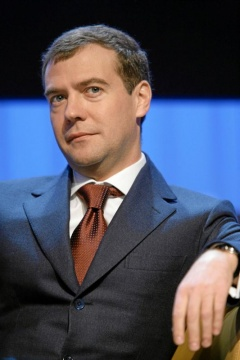 Dmitry Medvedev - World Economic Forum Annual Meeting Davos 2007.jpg