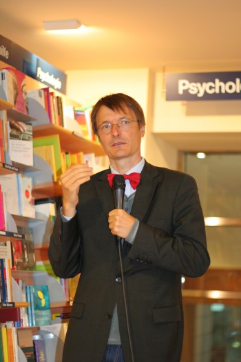 Prof Dr Dr Dr Karl Theodor Wilhelm Lauterbach Stupidedia
