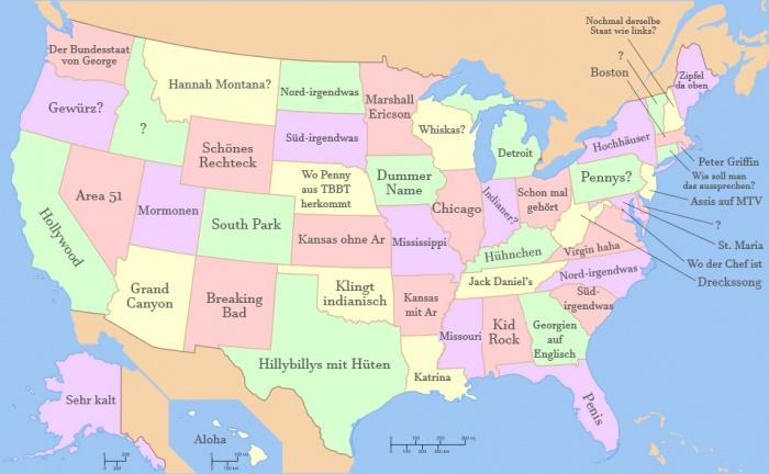 Bundesstaat Auf Englisch