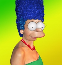 Marge Simpson real.jpg